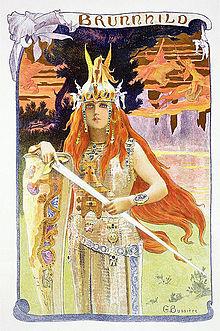 220px-Brunhild_(Postkarte),_G._Bussiere,_1897