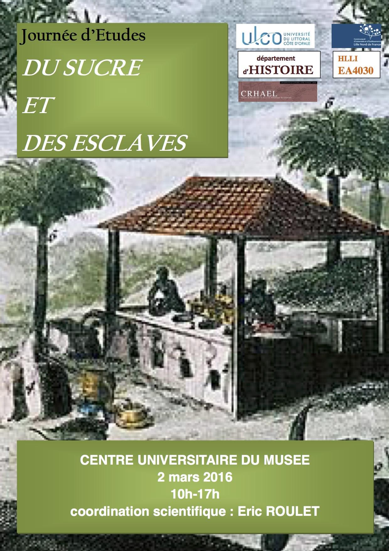 Sucre Esclaves